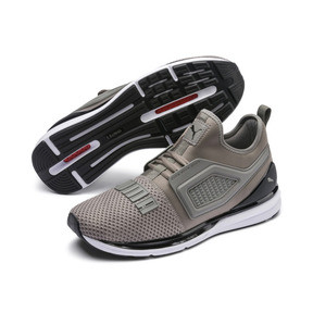 Thumbnail 2 of IGNITE Limitless 2 Running Shoes, Charcoal Gray-Puma Black, medium