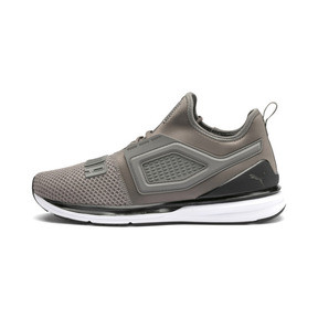 Thumbnail 1 of IGNITE Limitless 2 Running Shoes, Charcoal Gray-Puma Black, medium