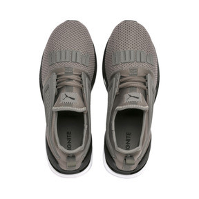 Thumbnail 6 of IGNITE Limitless 2 Running Shoes, Charcoal Gray-Puma Black, medium