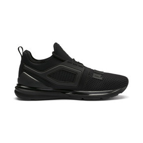 Thumbnail 5 of IGNITE Limitless 2 Running Shoes, Puma Black-Metallic Gold, medium