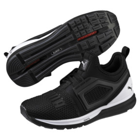 Thumbnail 2 of IGNITE Limitless 2 Women's Running Shoes, Puma Black-Puma White, medium