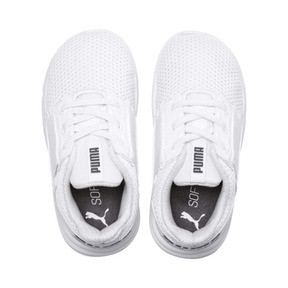 Thumbnail 6 of Enzo Street AC Inf Shoes, White-White-Iron Gate, medium