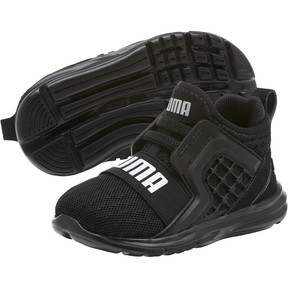 Thumbnail 2 of Limitless AC WIDE Infant Sneakers, Puma Black-Puma Black, medium