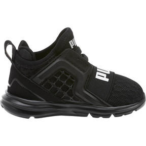 Thumbnail 3 of Limitless AC WIDE Infant Sneakers, Puma Black-Puma Black, medium