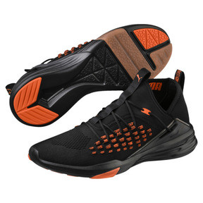 Thumbnail 2 of Mantra FUSEFIT Unrest Men's Trainers, Puma Black-Firecracker, medium