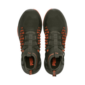 Thumbnail 6 of Mantra FUSEFIT Unrest Men's Sneakers, Forest Night-Firecracker, medium