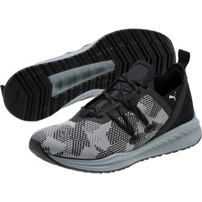 Thumbnail 2 of IGNITE Ronin Shatter Men's Running Shoes, Puma Black-Iron Gate, medium