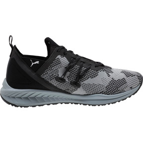 Thumbnail 3 of IGNITE Ronin Shatter Men's Running Shoes, Puma Black-Iron Gate, medium