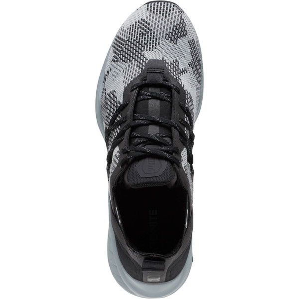 IGNITE Ronin Shatter Men's Running Shoes, Puma Black-Iron Gate, large