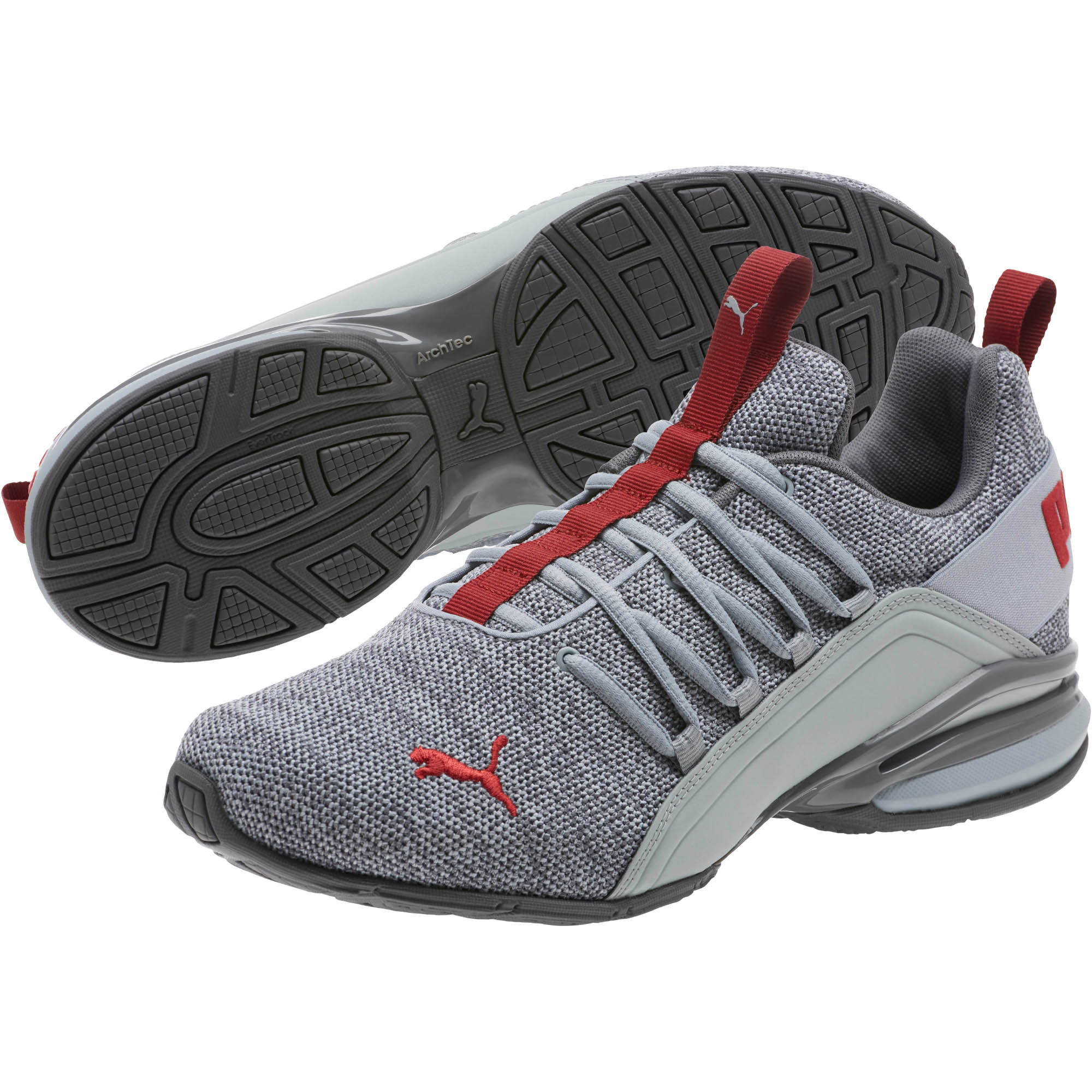 PUMA-Axelion-Men-039-s-Training-Shoes-Men-Shoe-Running thumbnail 6