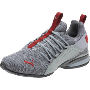 Thumbnail 1 of Axelion Men's Training Shoes, Quarry-QUIET SHADE-Red, medium