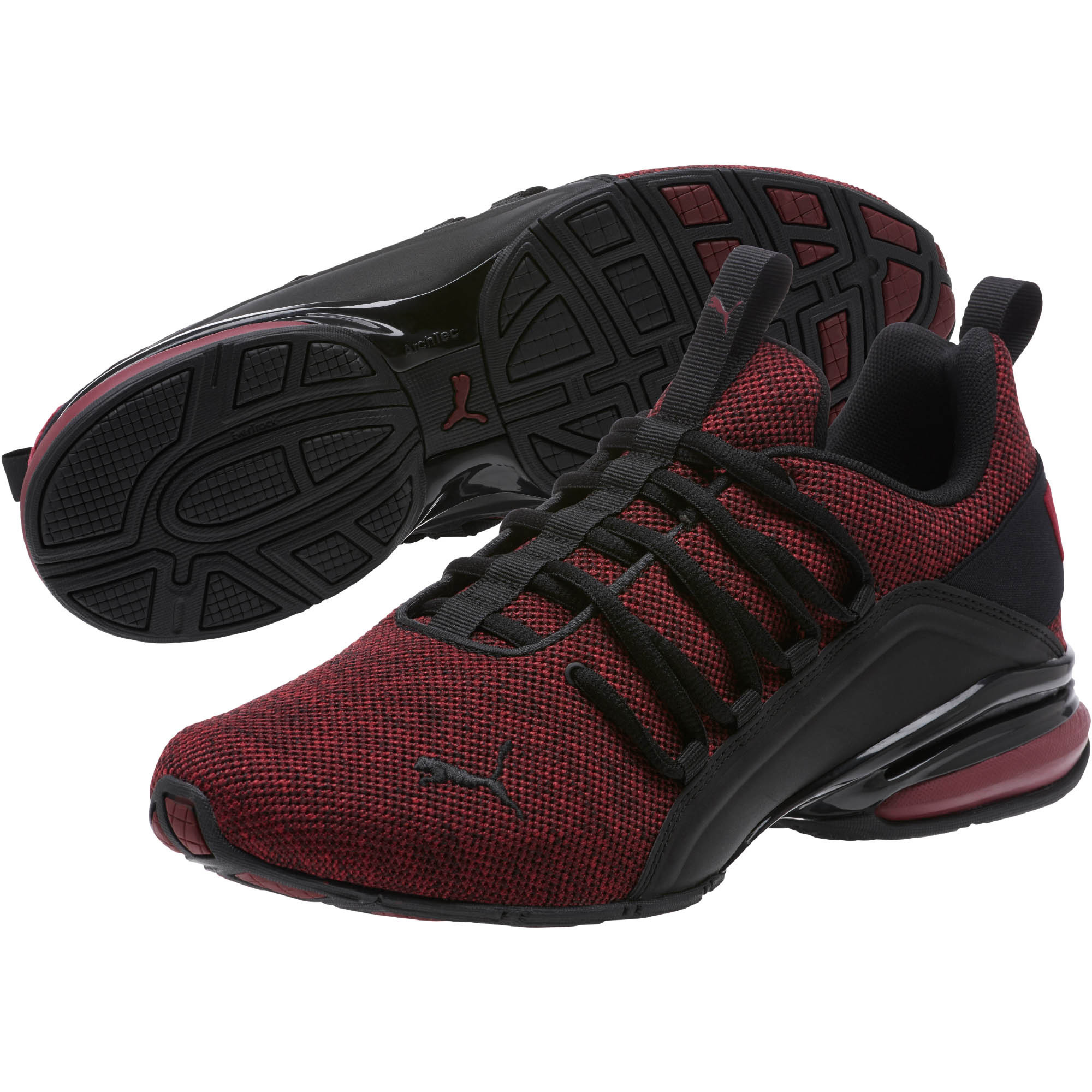 PUMA-Axelion-Men-039-s-Training-Shoes-Men-Shoe-Running thumbnail 28