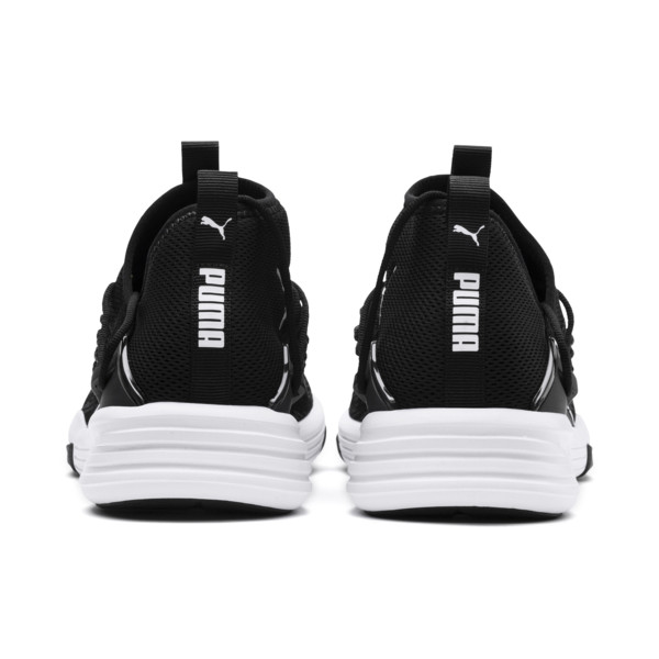 Mantra FUSEFIT Men's Sneakers, Puma Black-Puma White, large