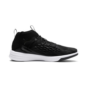 Thumbnail 6 of Mantra FUSEFIT Men's Sneakers, Puma Black-Puma White, medium