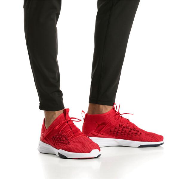 Mantra FUSEFIT Men's Sneakers, Ribbon Red-Puma White, large