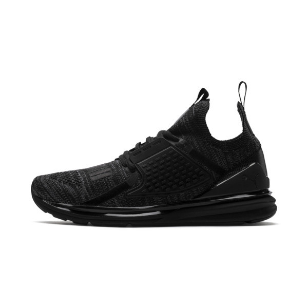 IGNITE Limitless 2 evoKNIT Sneakers, Puma Black-Iron Gate, large