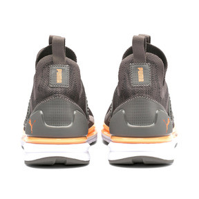 Thumbnail 3 of IGNITE Limitless 2 evoKNIT Trainers, Asphalt-Charcoal Gray-Orange, medium