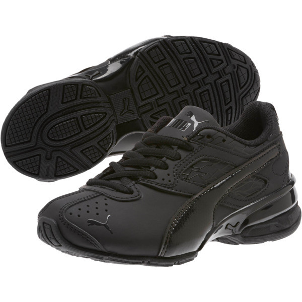 Tazon 6 Fracture AC Sneakers PS, Puma Black, large