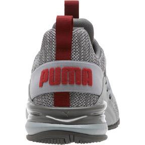Thumbnail 4 of Axelion Training Shoes JR, Quarry-Red Dahlia, medium