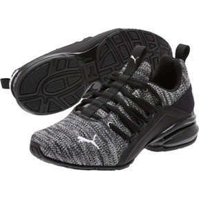 Thumbnail 2 of Axelion Training Shoes JR, Puma Black, medium