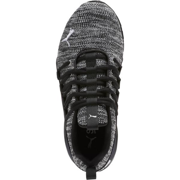 Axelion Training Shoes JR, Puma Black, large