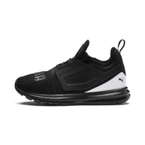 Thumbnail 1 of IGNITE Limitless 2 AC PS Kids' Sneakers, Puma Black-Puma White, medium