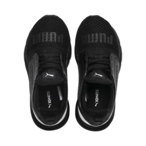Thumbnail 6 of IGNITE Limitless 2 AC PS Kids' Sneakers, Puma Black-Puma White, medium
