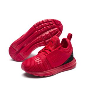 Thumbnail 2 of IGNITE Limitless 2 AC PS Kids' Sneakers, Ribbon Red-Puma Black, medium