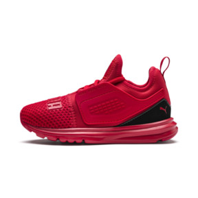 Thumbnail 1 of IGNITE Limitless 2 AC PS Kids' Sneakers, Ribbon Red-Puma Black, medium