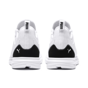 Thumbnail 4 of IGNITE Limitless 2 AC PS Kids' Sneakers, Puma White-Puma Black, medium