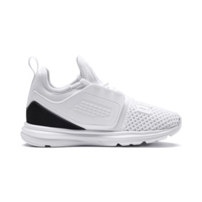 Thumbnail 5 of IGNITE Limitless 2 AC PS Kids' Sneakers, Puma White-Puma Black, medium