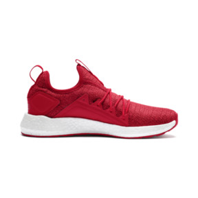 Thumbnail 5 of NRGY Neko Knit Women's Running Shoes, Ribbon Red-Pomegranate, medium