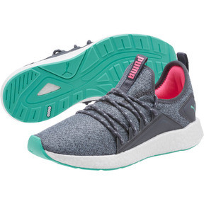 Thumbnail 2 of NRGY Neko Knit Women's Running Shoes, Iron Gate-Quarry, medium