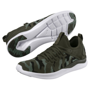 Thumbnail 2 of IGNITE Flash Camo Men's Running Shoes, Forest-Laurel Wreath-Black, medium