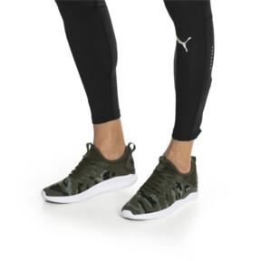 Thumbnail 7 of IGNITE Flash Camo Men's Running Shoes, Forest-Laurel Wreath-Black, medium