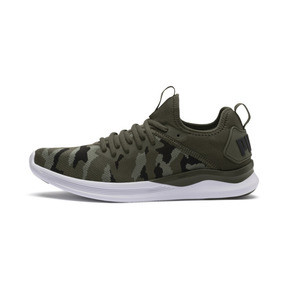 Thumbnail 1 of IGNITE Flash Camo Men's Running Shoes, Forest-Laurel Wreath-Black, medium