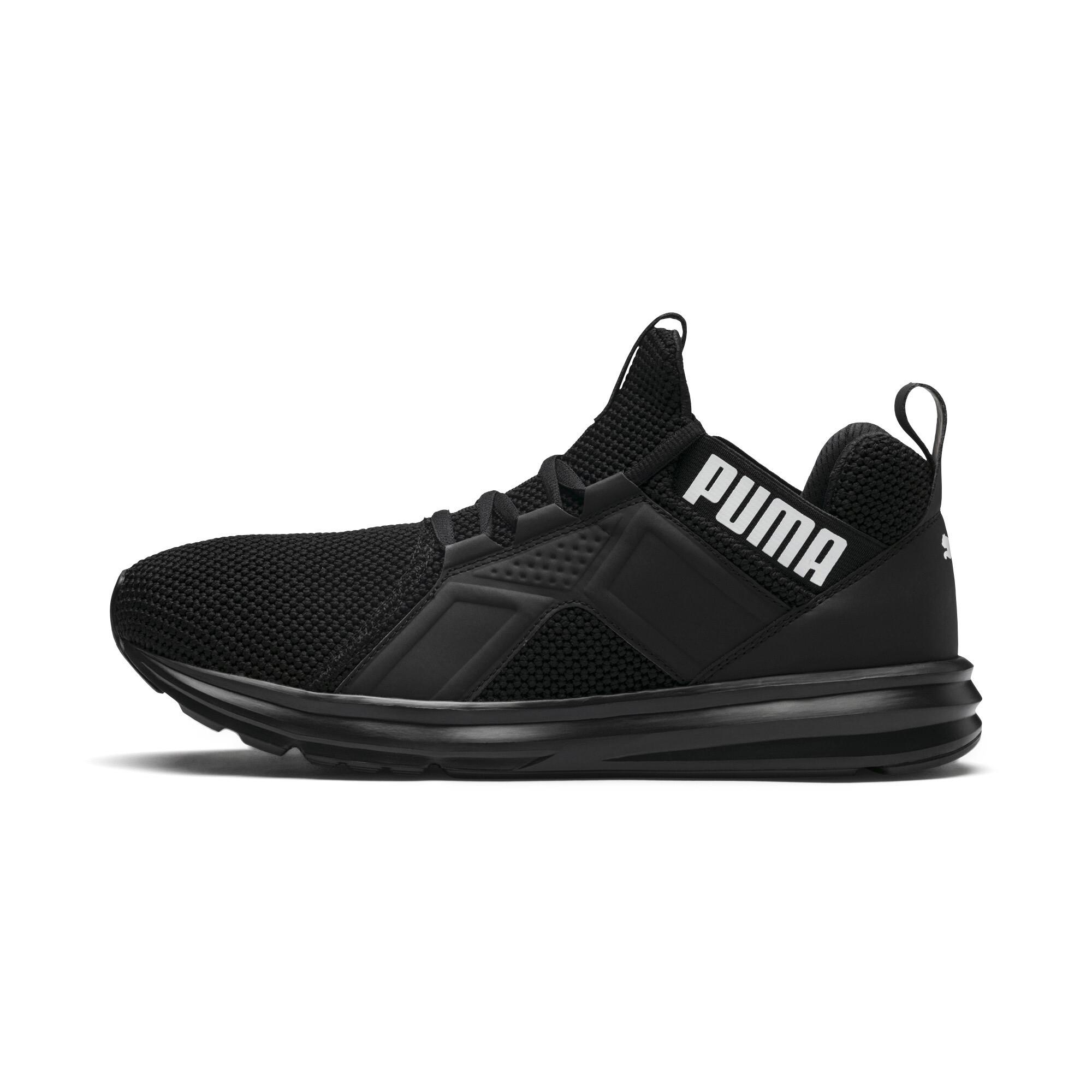 Indexbild 4 - PUMA Enzo Weave Herren Sneaker Unisex Schuhe Laufen Neu