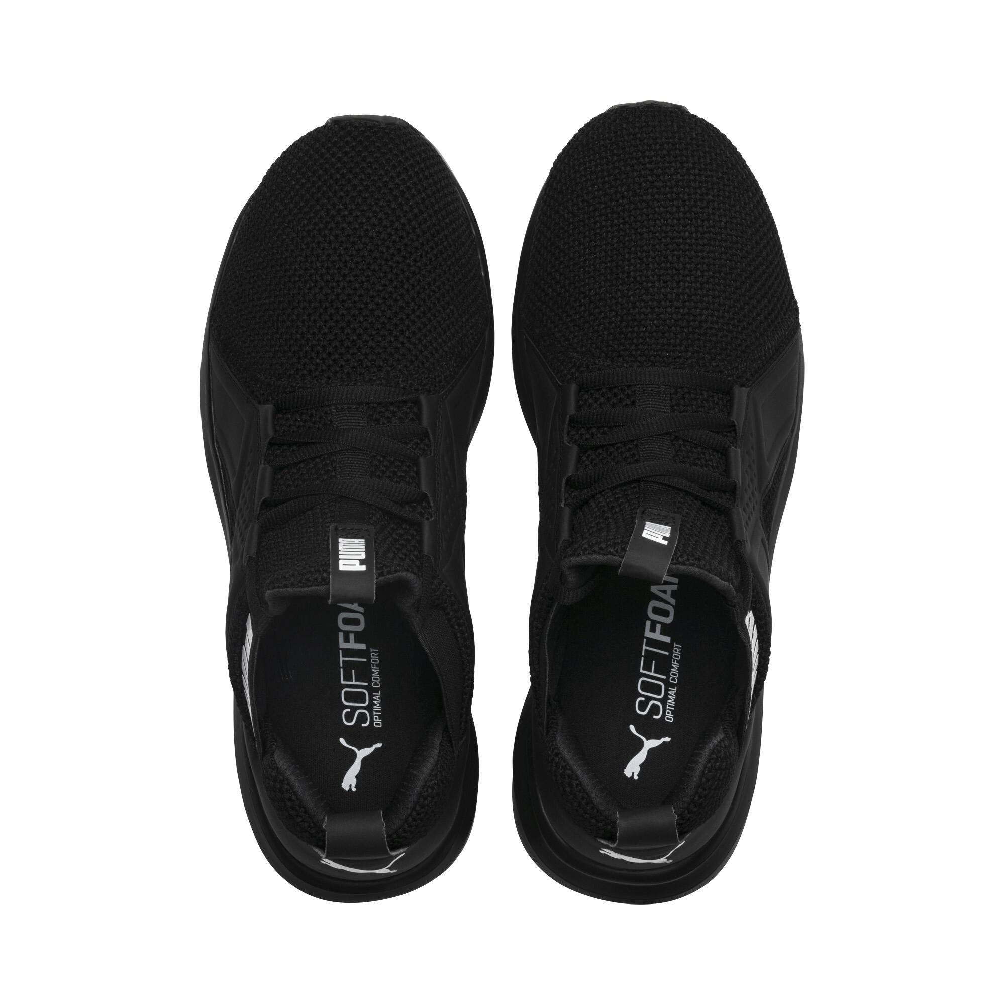 Indexbild 7 - PUMA Enzo Weave Herren Sneaker Unisex Schuhe Laufen Neu