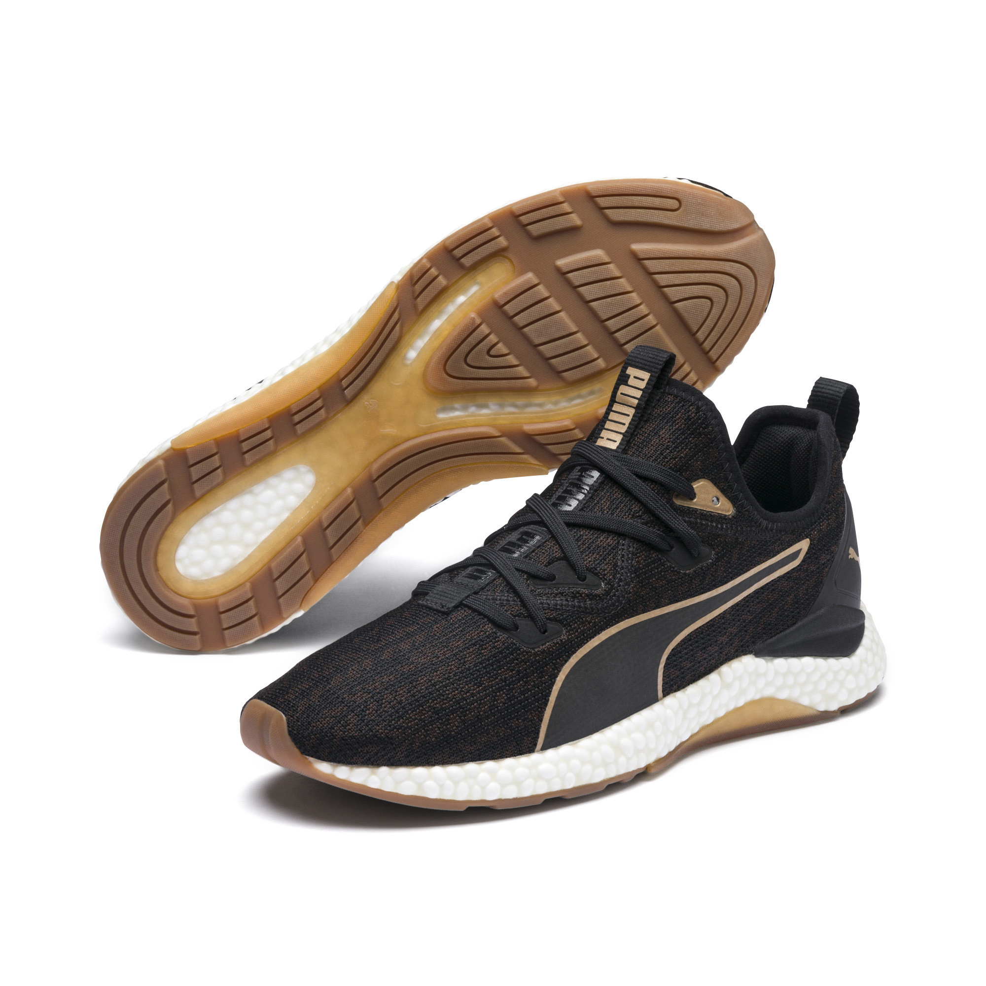 Image Puma Hybrid Runner Desert Men's Running Shoes #2