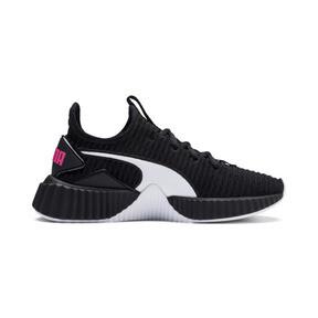 Thumbnail 5 of Defy Mädchen Sneaker, Puma Black-Puma White, medium