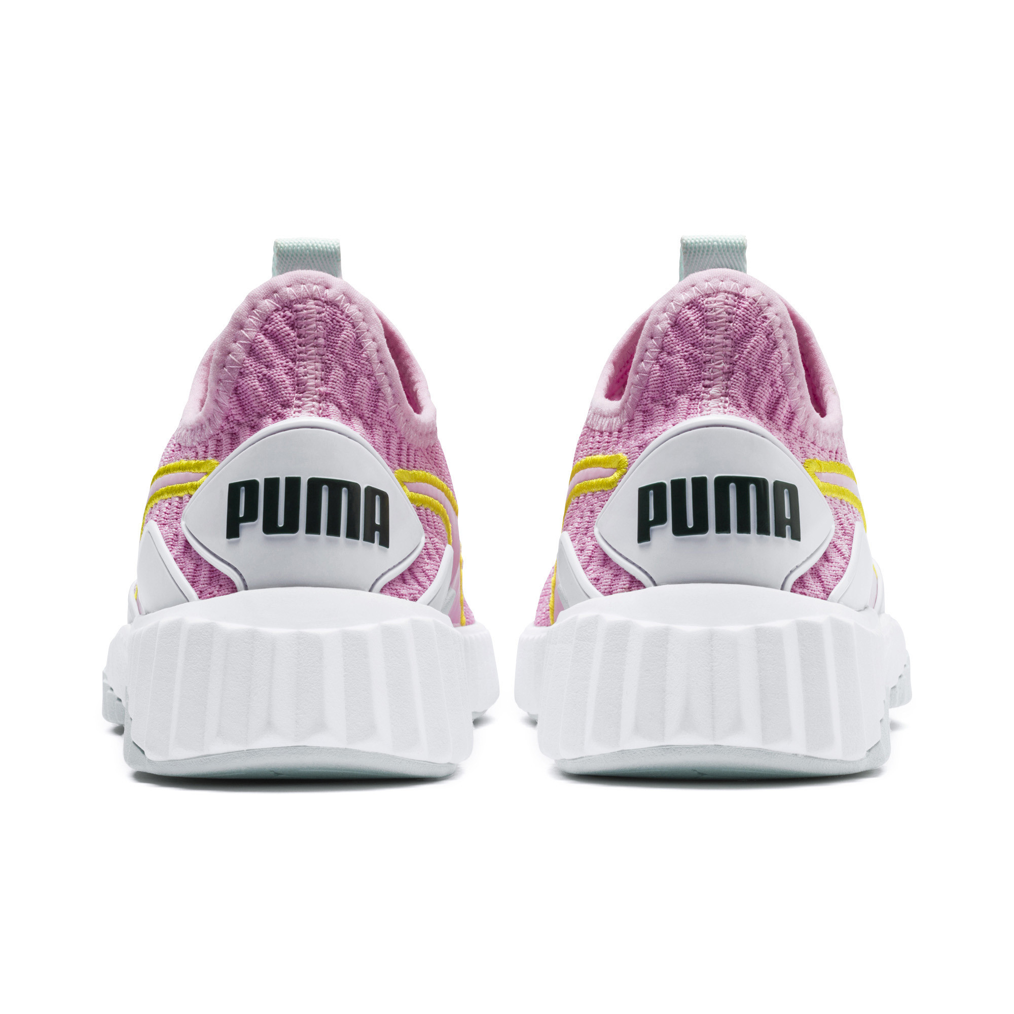 Image Puma Defy Girls' PreSchool Sneakers #3