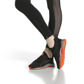 Thumbnail 7 of Hybrid Runner JR Sneakers, Black-Firecracker, medium