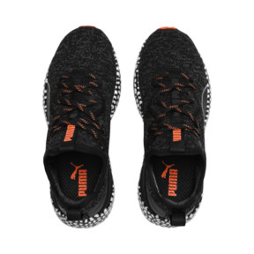 Thumbnail 6 of Hybrid Runner JR Sneakers, Black-Firecracker, medium