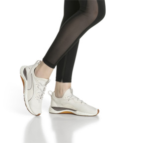Thumbnail 7 of HYBRID Runner Luxe Women's Running Shoes, Whisper White-Puma White, medium