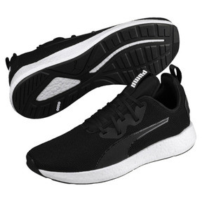 Thumbnail 2 of NRGY Neko Men's Running Shoes, Puma Black-Puma White, medium