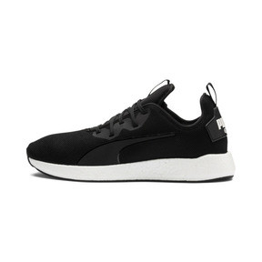 Thumbnail 1 of NRGY Neko Men's Running Shoes, Puma Black-Puma White, medium