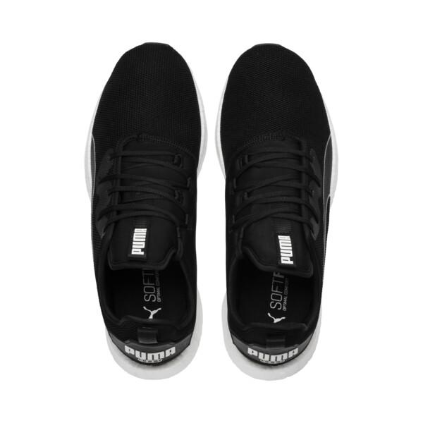 NRGY Neko Men's Running Shoes, Puma Black-Puma White, large