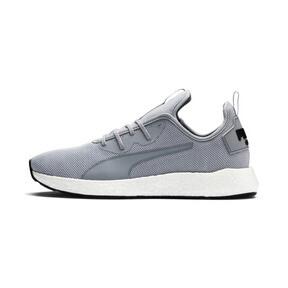 Thumbnail 1 of NRGY Neko Men's Running Shoes, Quarry-Puma White, medium