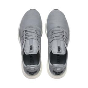 Thumbnail 6 of NRGY Neko Men's Running Shoes, Quarry-Puma White, medium