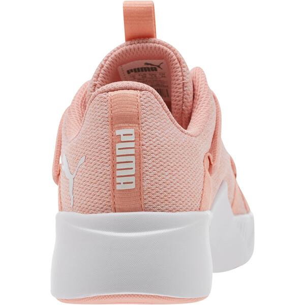 Incite Knit Women's Training Shoes, Peach Bud-Puma White, large